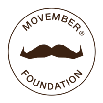 Donate to the Movember Foundation for Men'sHealth